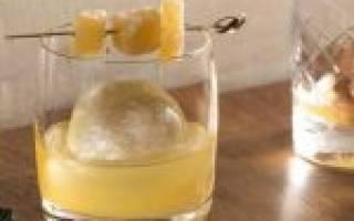 Коктейль «Пенициллин»: рецепт, состав, пропорции, история