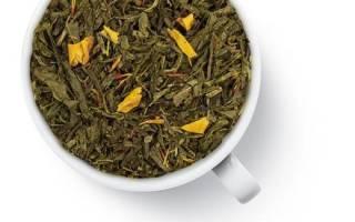 Зелёный чай Манговый коблер 500 гр (артикул 75005)